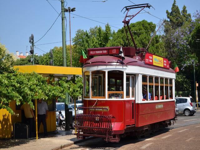 lisbonne-portugal-tramway