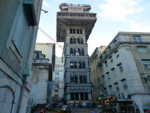 lisbonne-portugak-elevador-de-santa