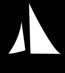 pictogramme de bateau