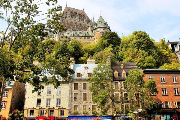 canada-vieux-quebec-chateau