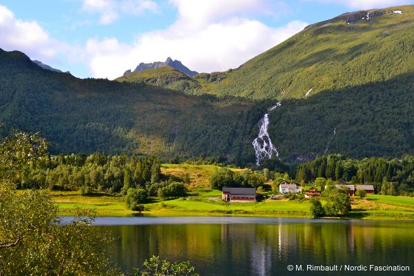 Destination norv ge pays riche en motions viadream for Agence paysage nord