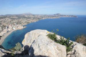 alicante-vue-panoramique-mer-plage-espagne