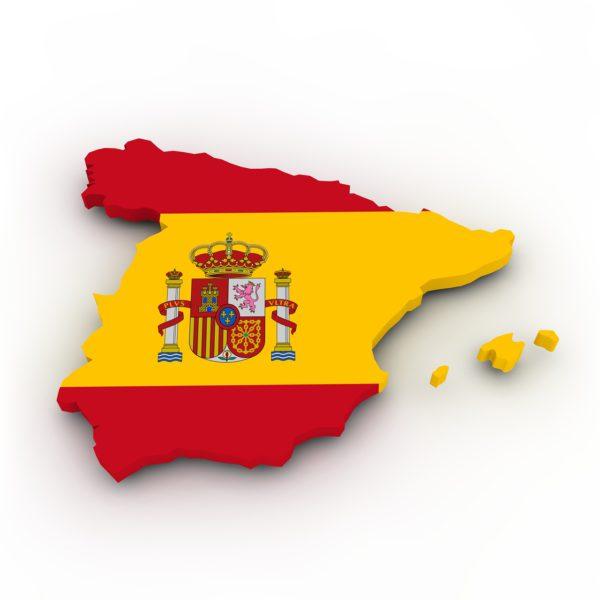 Destination Espagne Carte