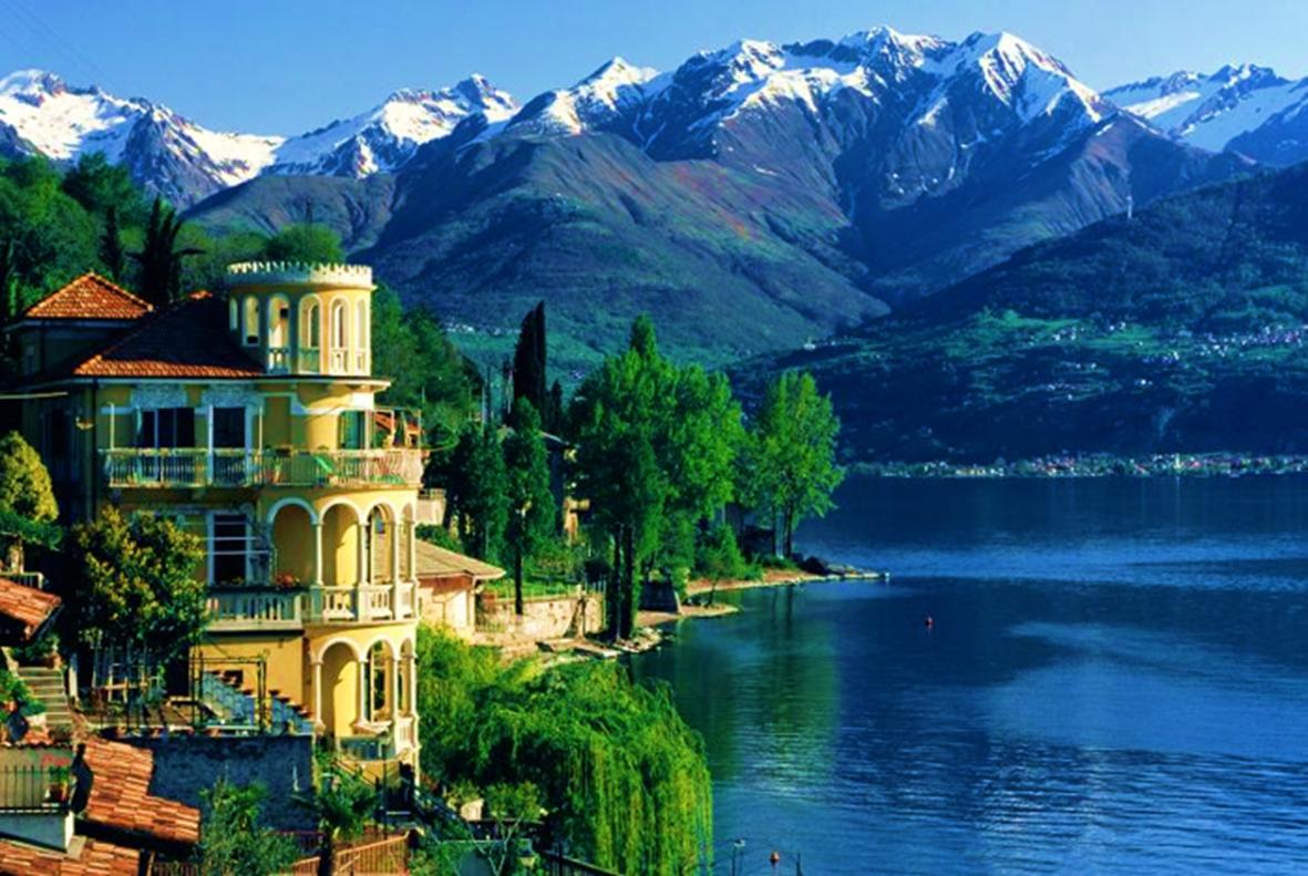 Circuit italie lacs viadream - Lac de come hotel ...