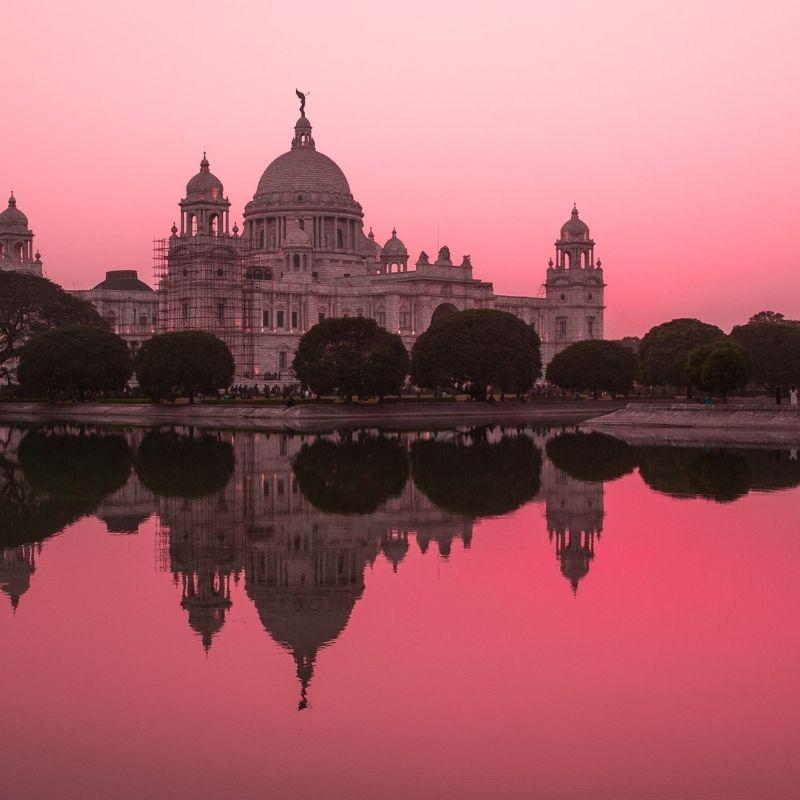 Calcutta en croisière Inde de Via Dream