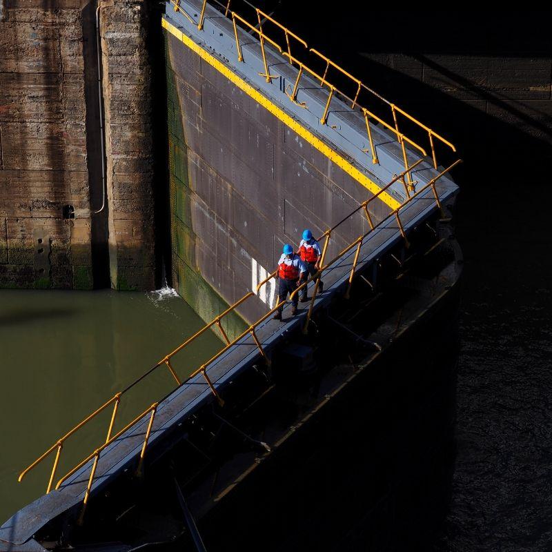 Canal de Panama en croisière au Costa Rica de Via Dream