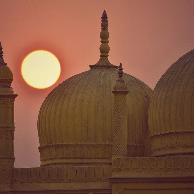 Katra et sa mosquée lors de la croisière Inde et Gange par Via Dream