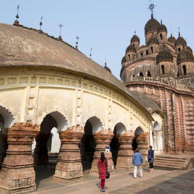 Avant Hooghly et le Gange, Kalna de la croisière en Inde par Via Dream