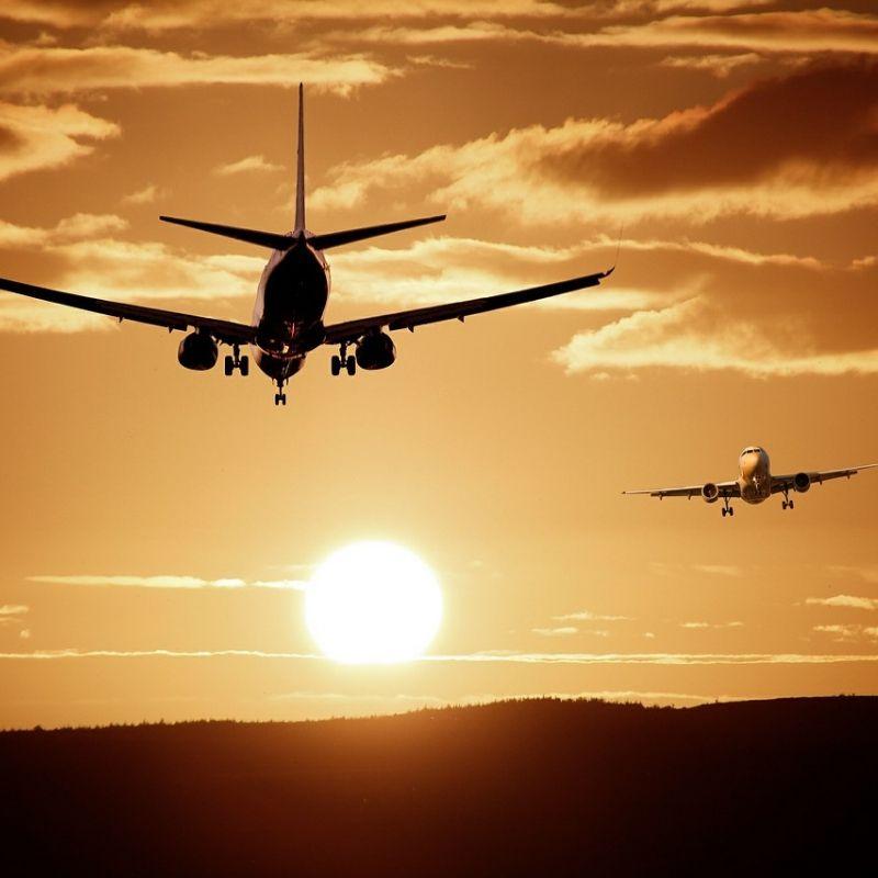 Retour de la croisière au Costa Rica avec Via Dream un avion