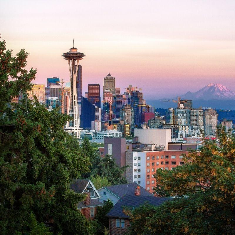 Seattle en croisière Alaska avec Via Dream